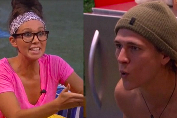 Jace vs. Audrey (Big Brother 17)