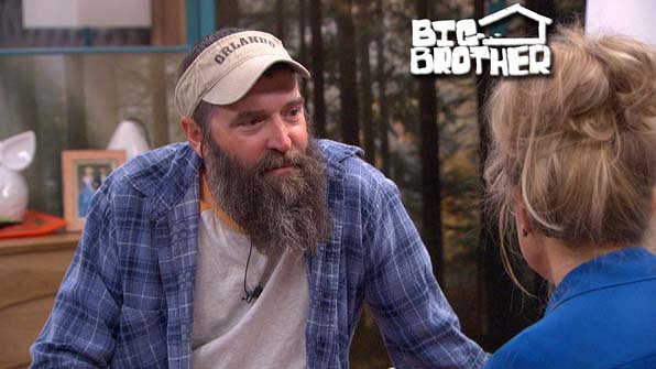 """Is your buddy your buddy?"" - Donny, talking to Nicole about putting up Christine"