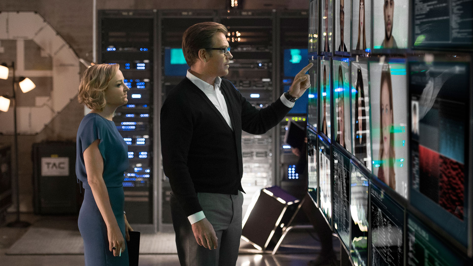 New series Bull premieres on Tuesday, Sept. 20 at 9/8c.
