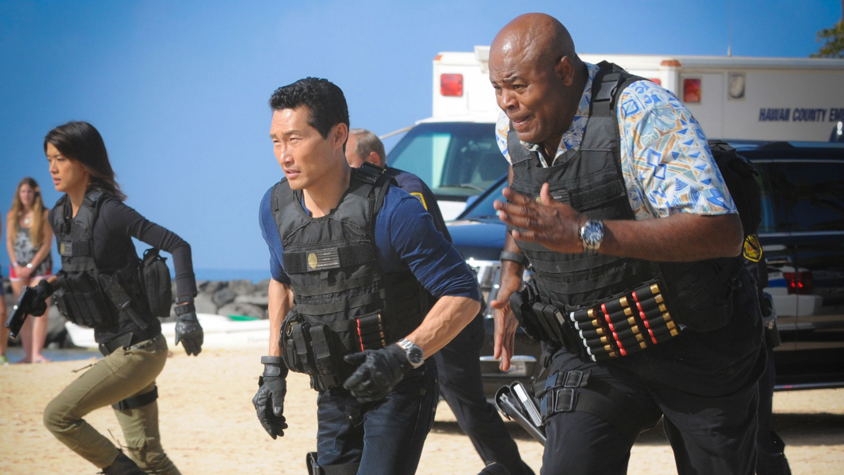 Hawaii Five-0 returns for a 7th season on Friday, Sept. 23 at 9/8c.