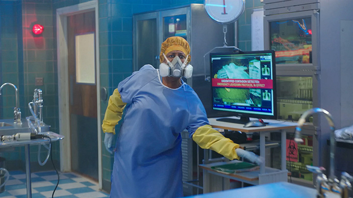 Dr. Loretta Wade - NCIS: New Orleans