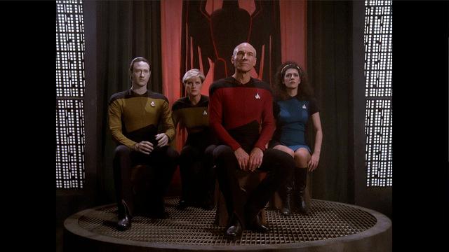 So you want to binge-watch Star Trek: The Next Generation?