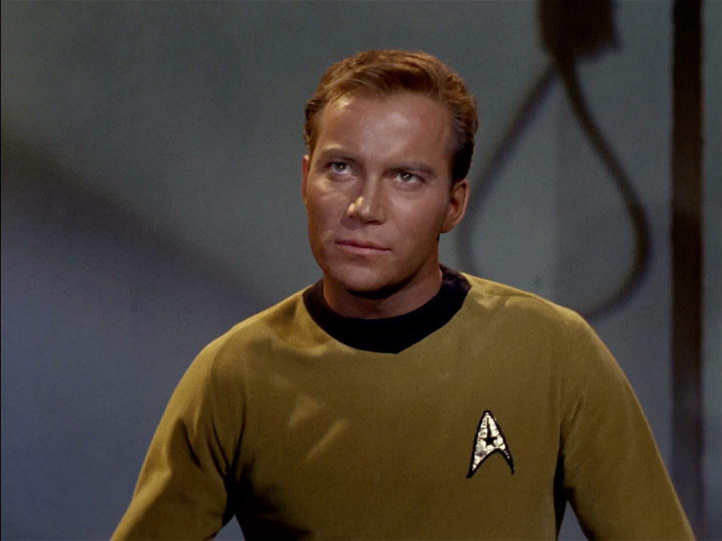 20. Captain James Kirk - Star Trek