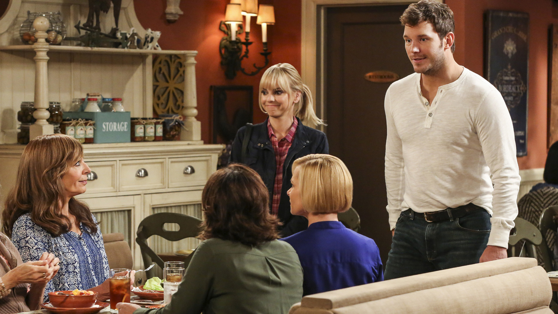 Christy finds out something unexpected about Nick, a handsome stranger.
