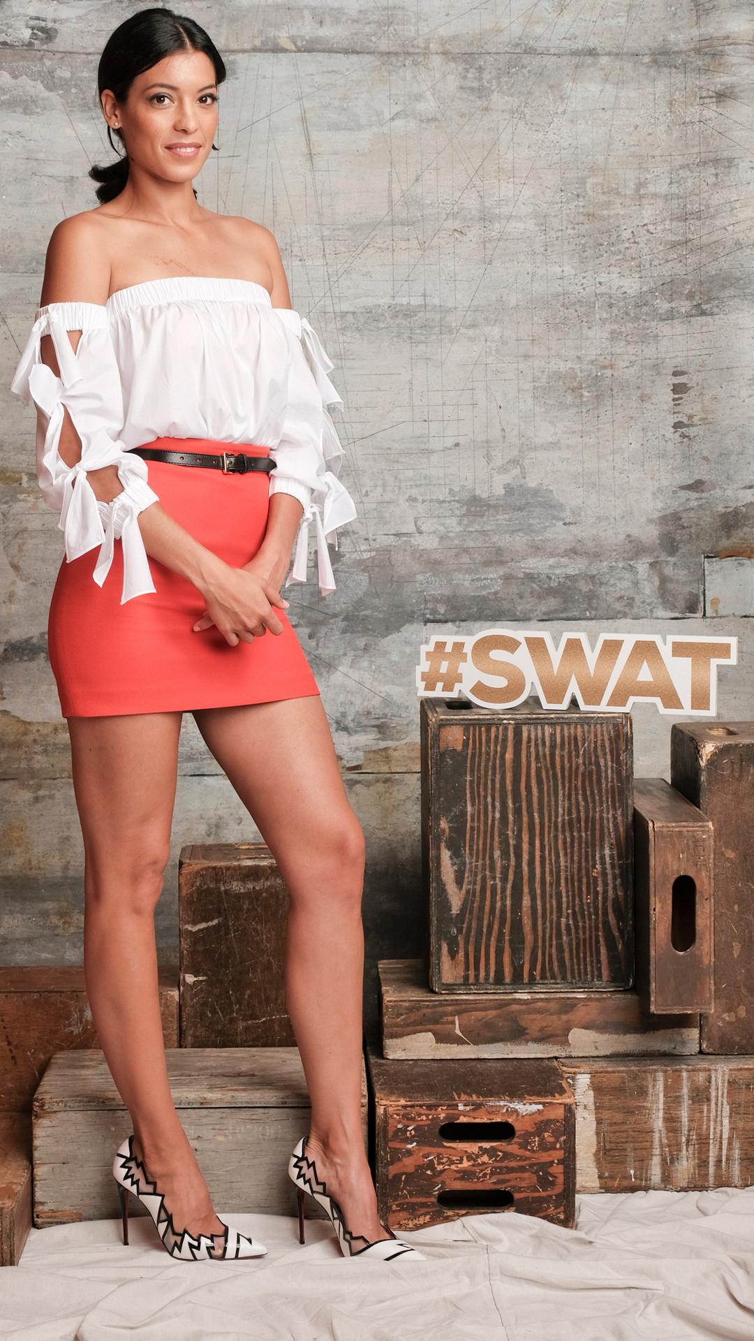 Stephanie Sigman of S.W.A.T.