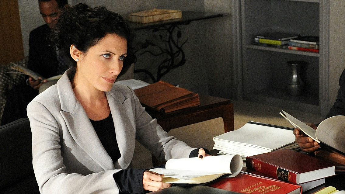 Lisa Edelstein as Celeste Serrano