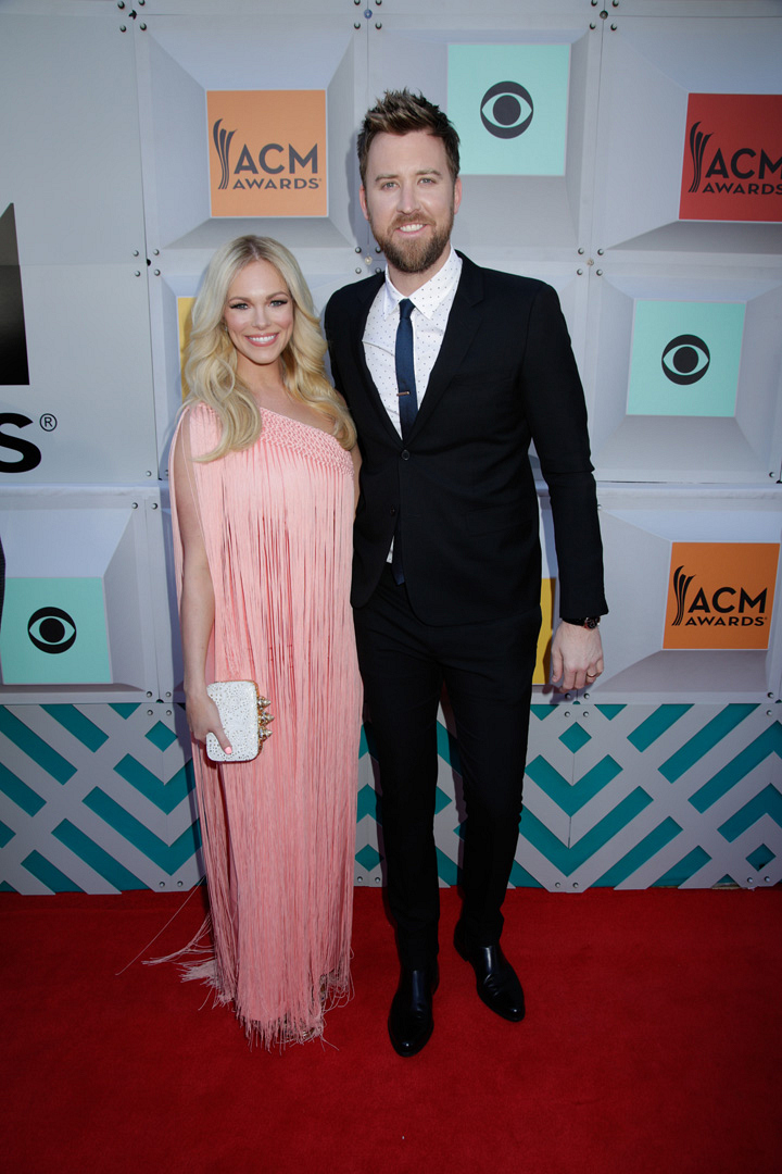 2016 ACMs: Cassie McConnell and Charles Kelley
