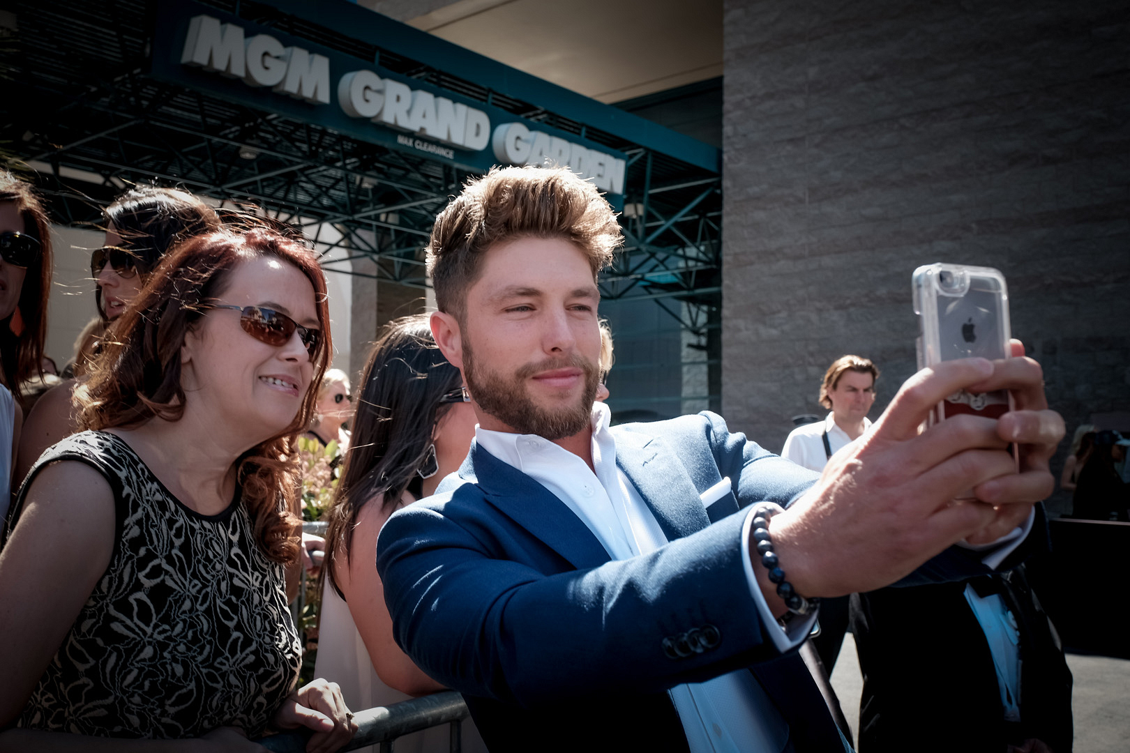 2016 ACMs: Chris Lane