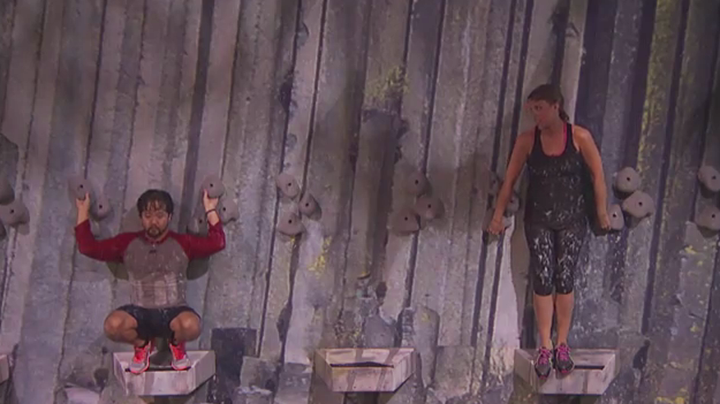 2. If Shelli had won the HoH competition, James would've been on the block.