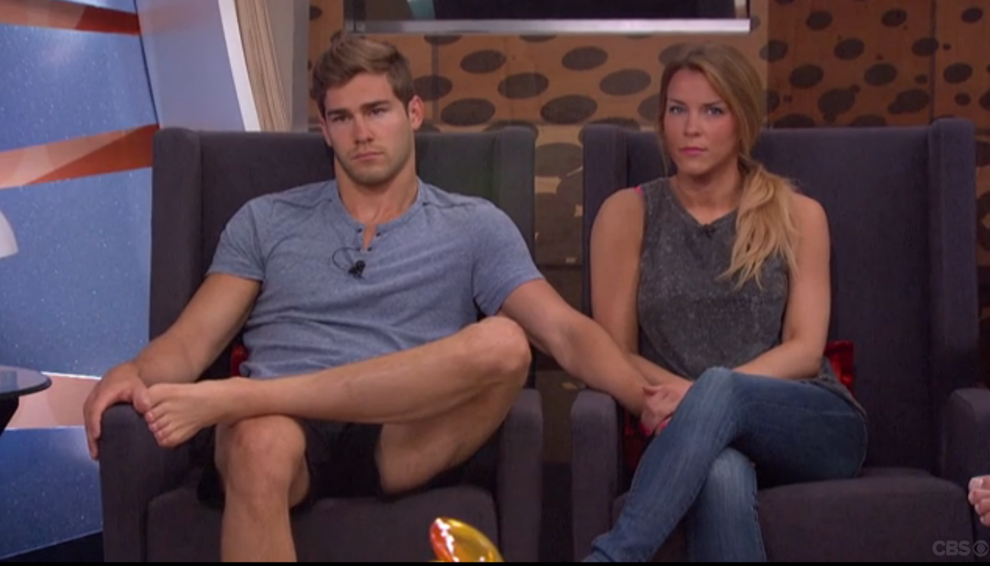 Are shelli and clay from big brother still dating