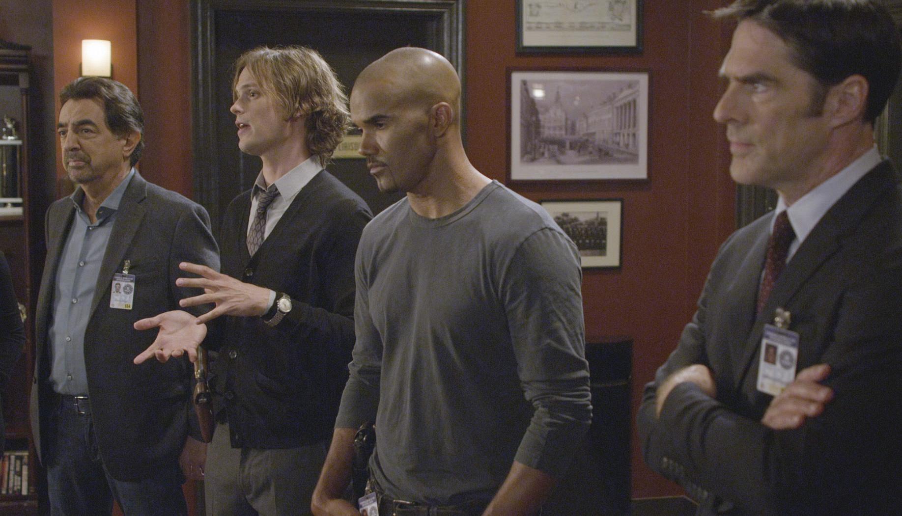 """The Boys of Sudworth Place"" - Criminal Minds S10 E8"