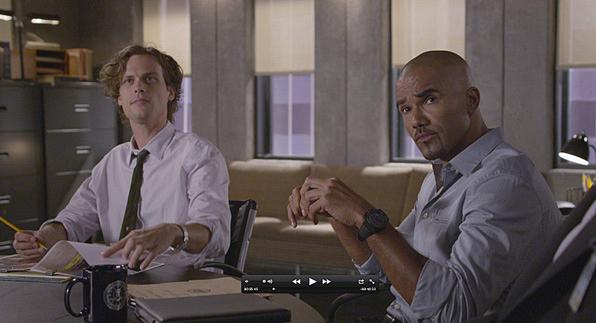 Reid & Morgan: Reid is the Brains and Morgan is the Brawn.