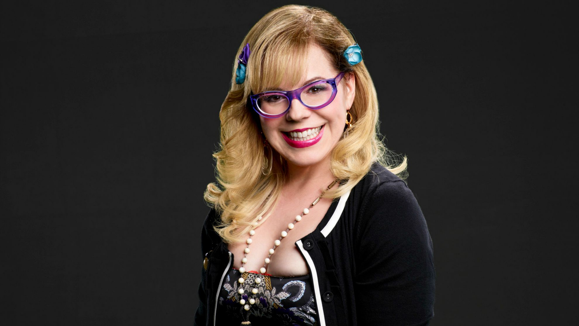 Penelope Garcia on Criminal Minds