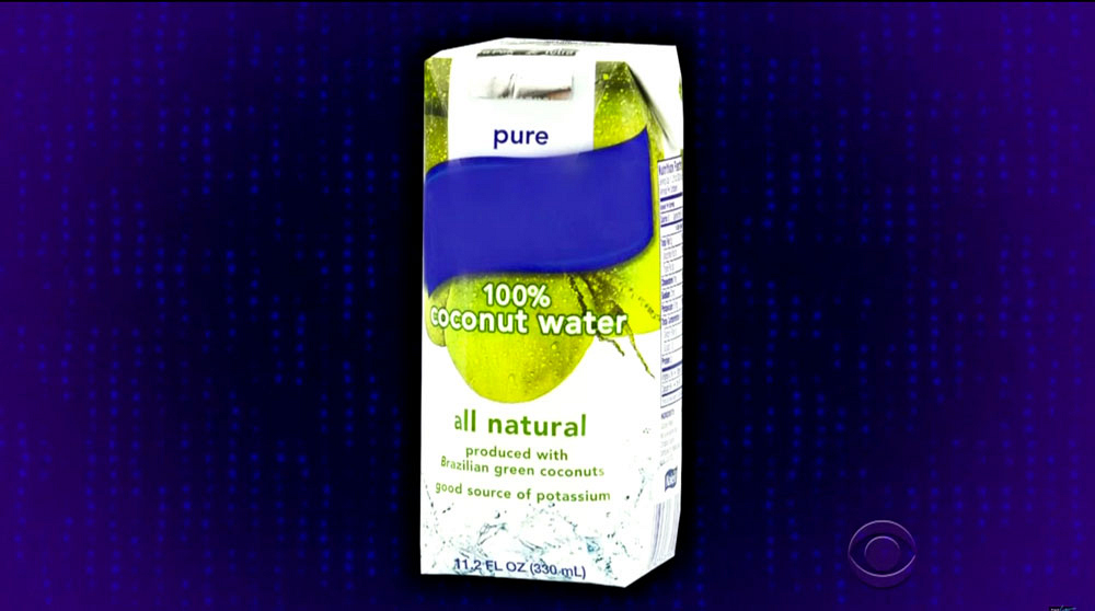 Kick It Out: Coconut Water