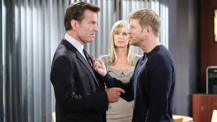 Jack confronts Billy about his alliance with Phyllis.