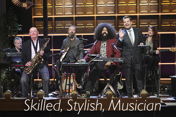 If your bestie is too cool, they're a lot like Reggie Watts
