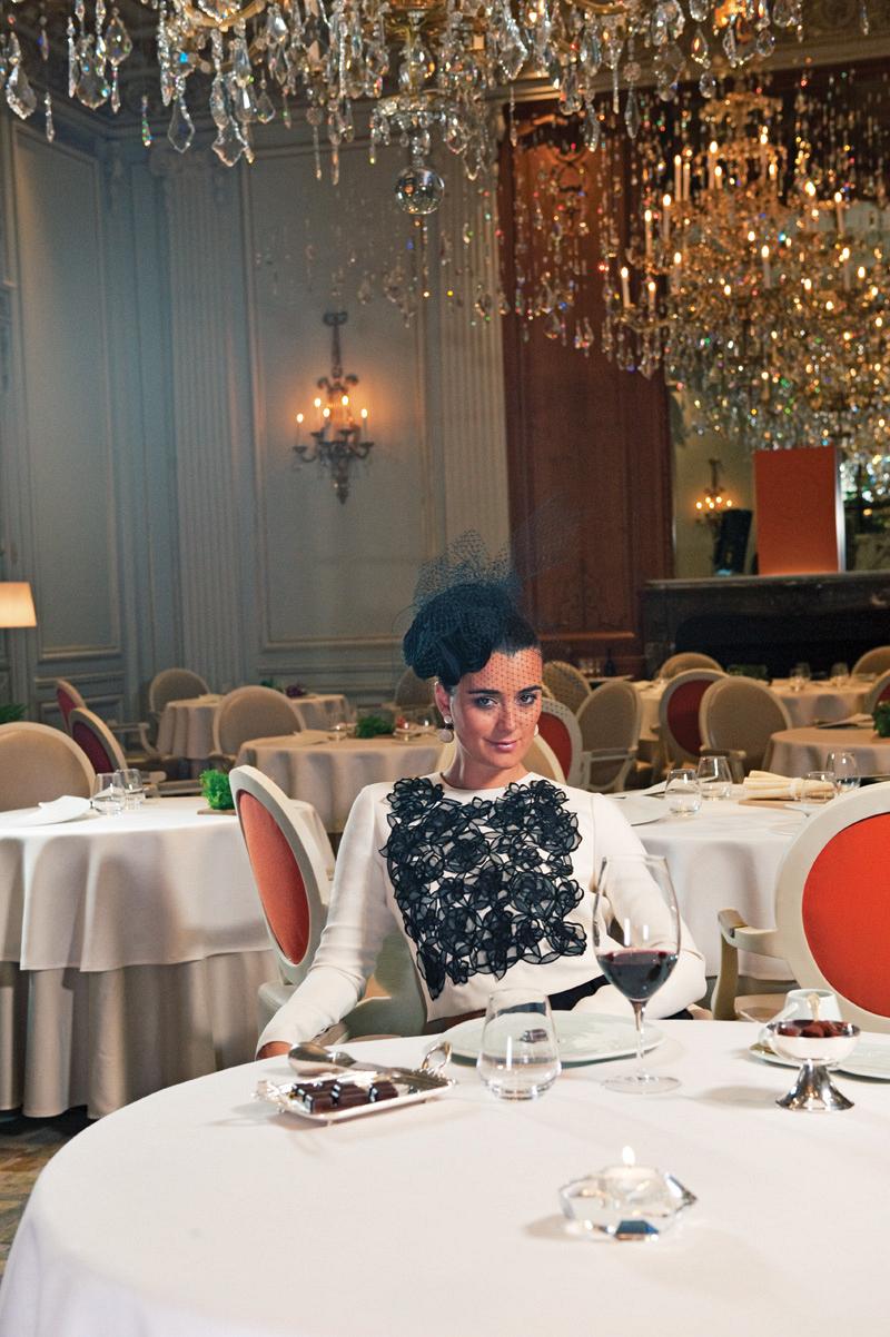 Haute Couture for Haute Cuisine?