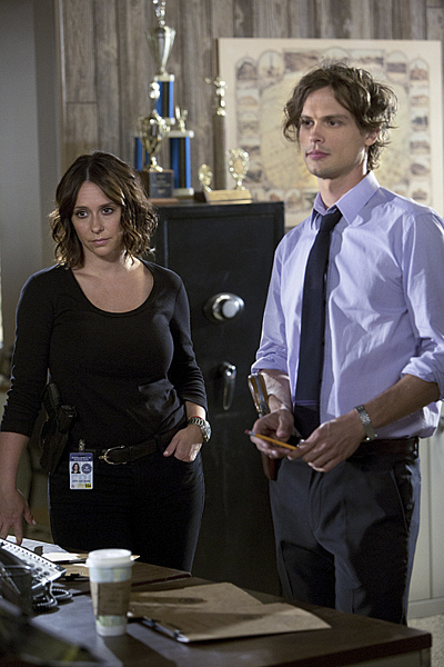 "8. <i>Criminal Minds,</i> ""X"""
