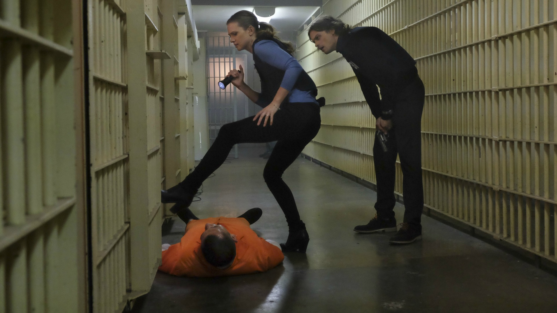 Will the BAU catch the 13 serial killers that escaped from prison on Criminal Minds?