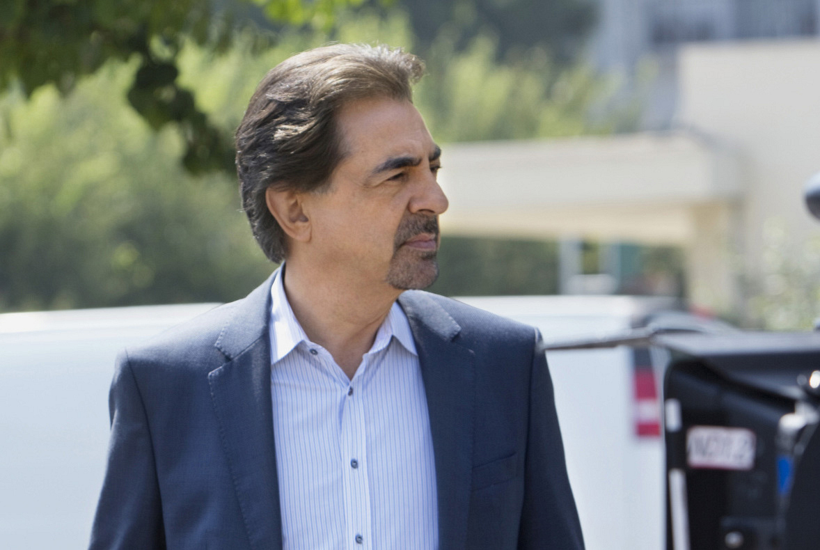 David Rossi's New Year's Resolution