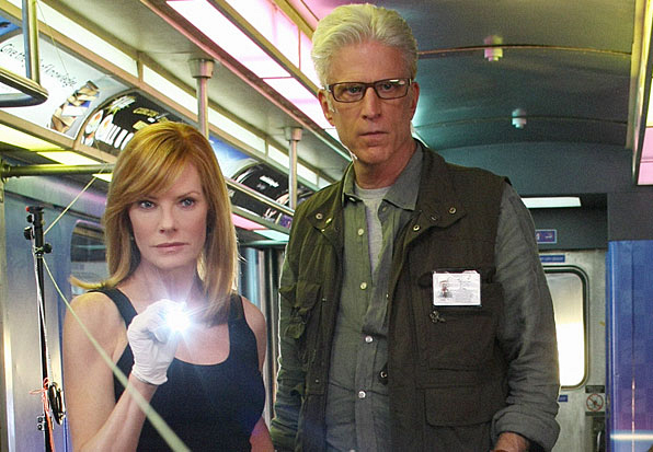 "First Look Gallery: ""73 Seconds,"" the CSI Seaon 12 Premiere"