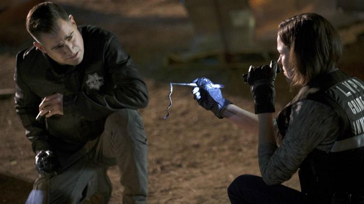 """Merchants of Menace"" (CSI: Crime Scene Investigation)"