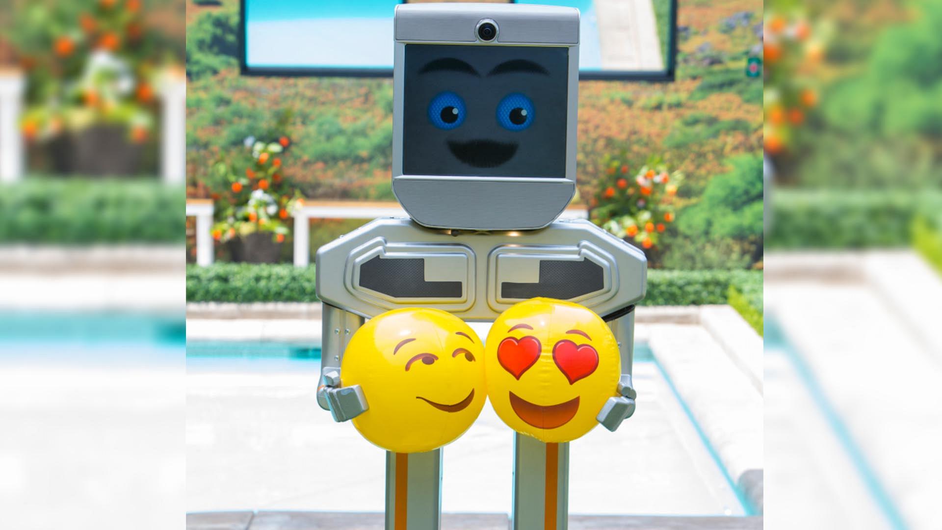 Sam as a robot