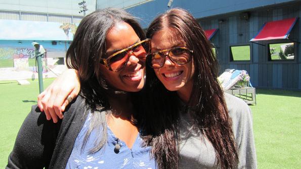 Kalia and Daniele