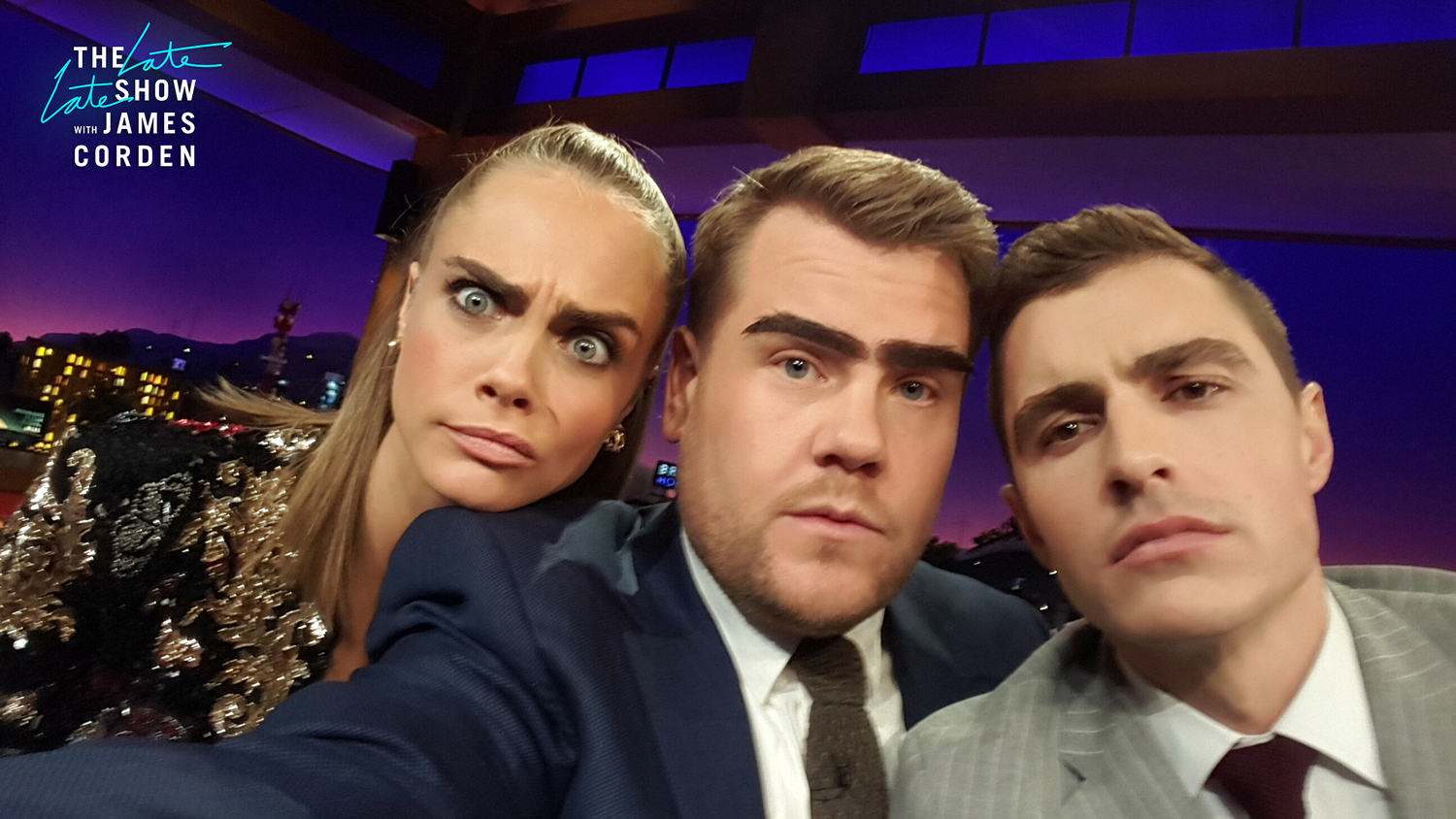 Cara Delevingne and Dave Franco