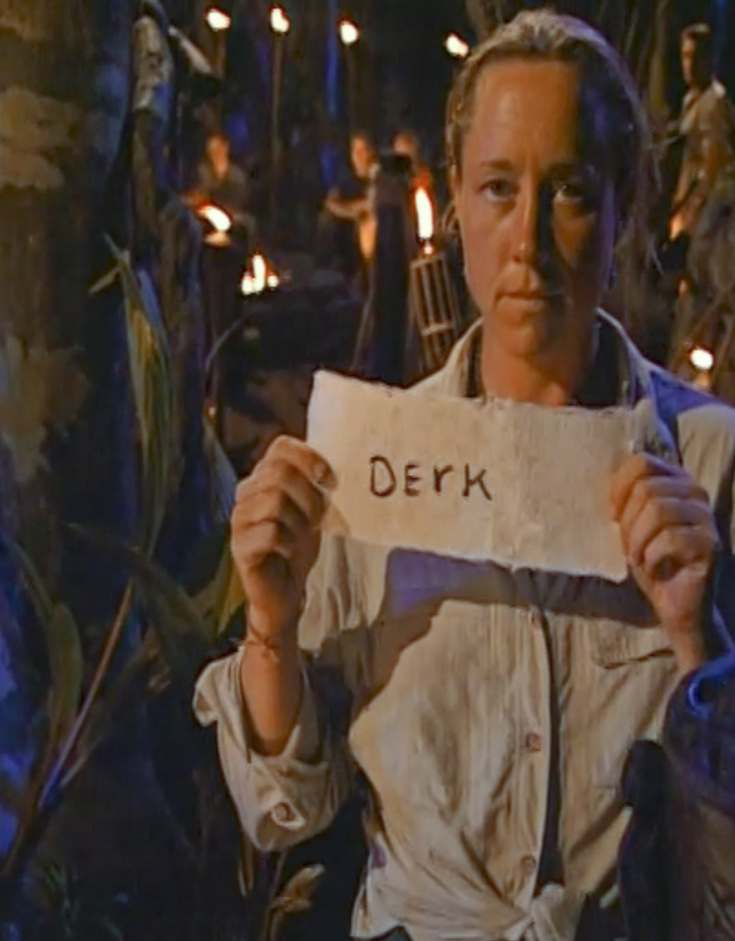 "It's Dirk, not ""Derk"""