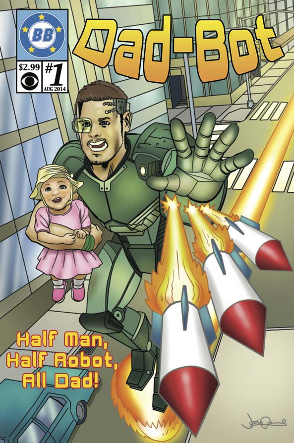 Derrick - Dad-Bot