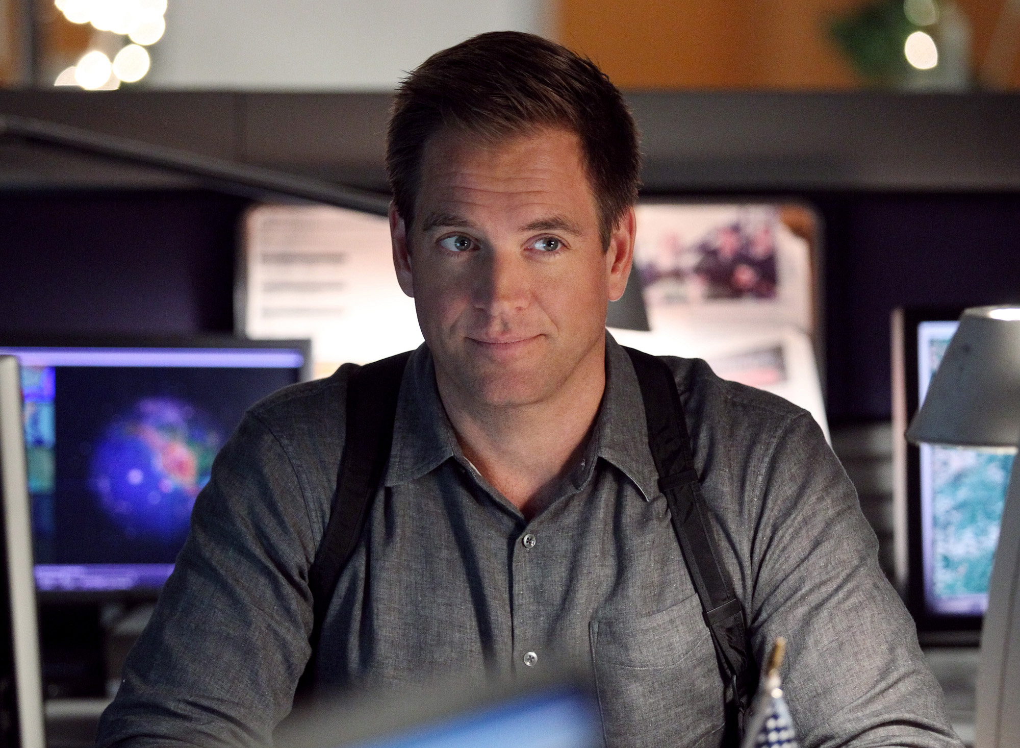 Naughty - Tony DiNozzo from NCIS