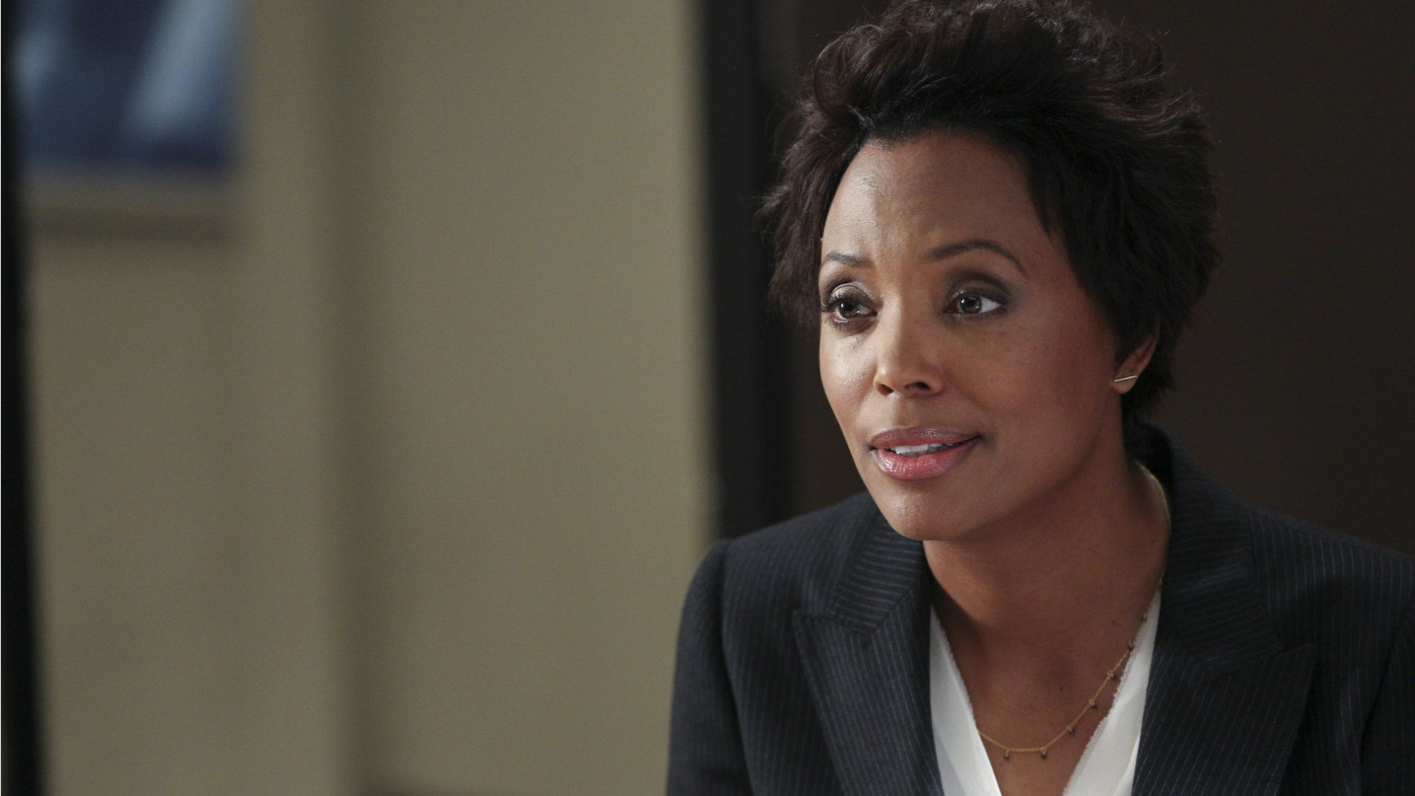 Dr. Tara Lewis on Criminal Minds