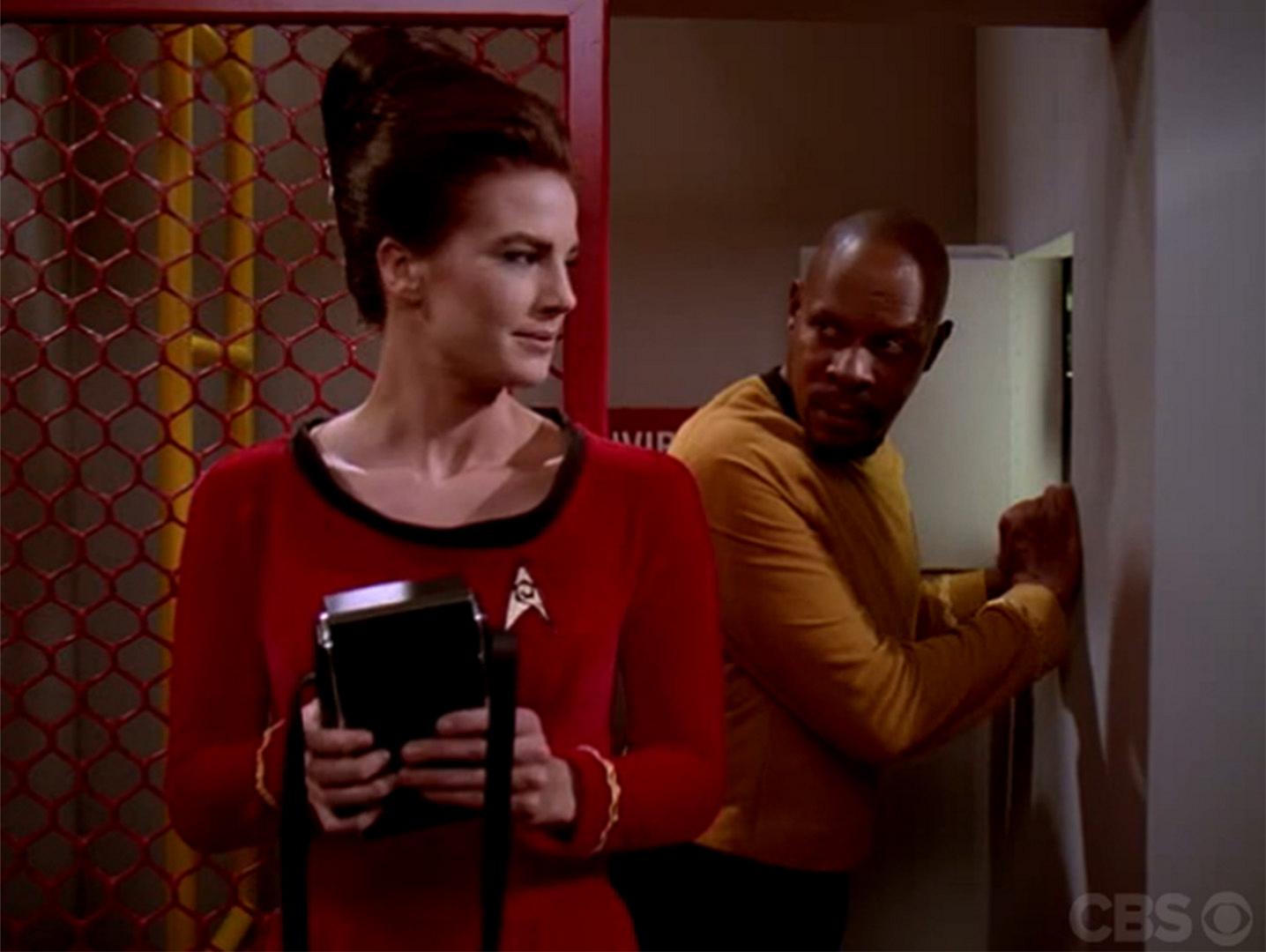 Trials and Tribble-ations (Star Trek: Deep Space Nine, Season 5, Episode 6)