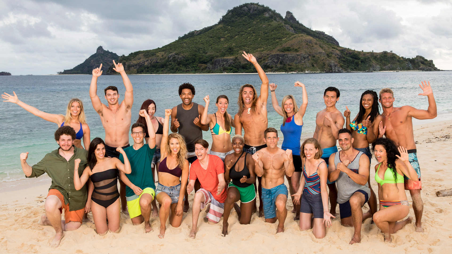 Meet the castaways of Survivor: Ghost Island