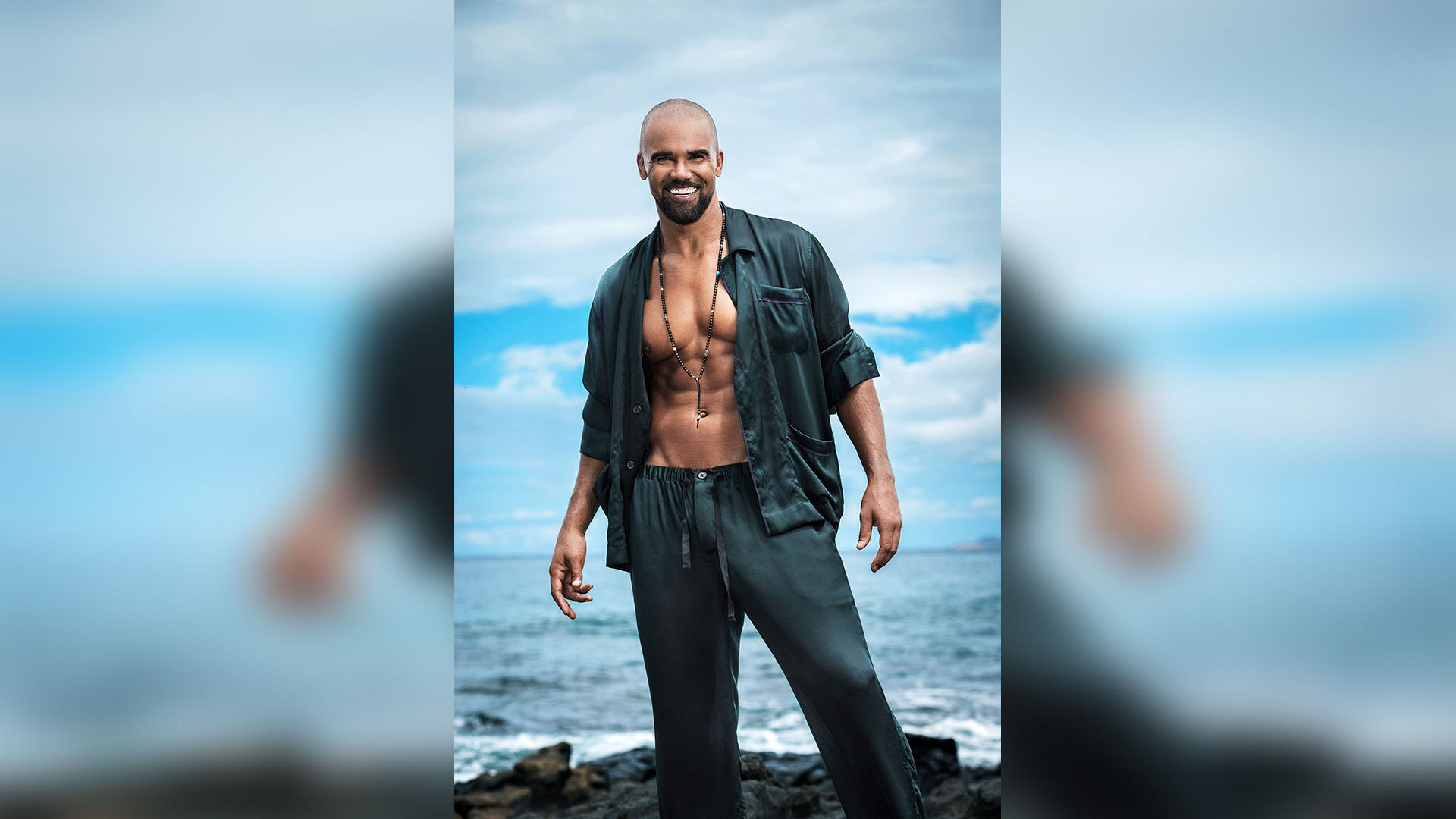 Gorgeous grins and good times on Shemar Moore's hot Hawaiian photo shoot