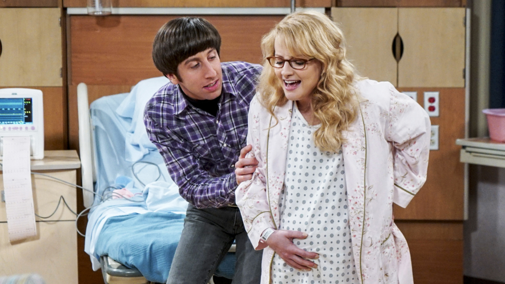 Baby Wolowitz on The Big Bang Theory