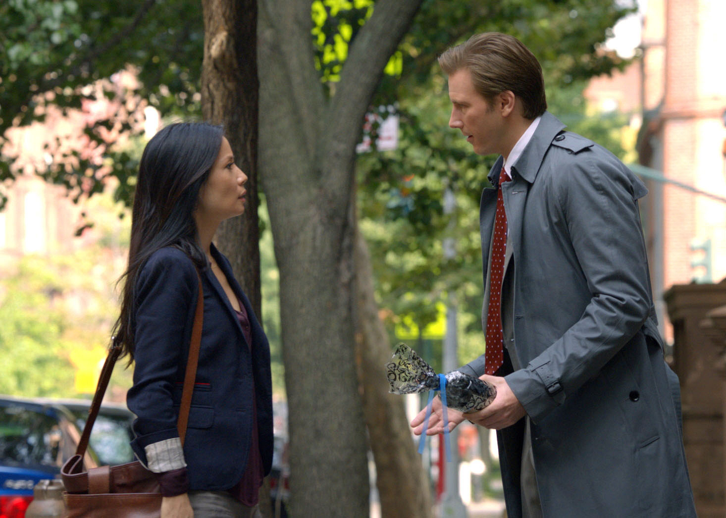 Watson with her Ex-Boyfriend