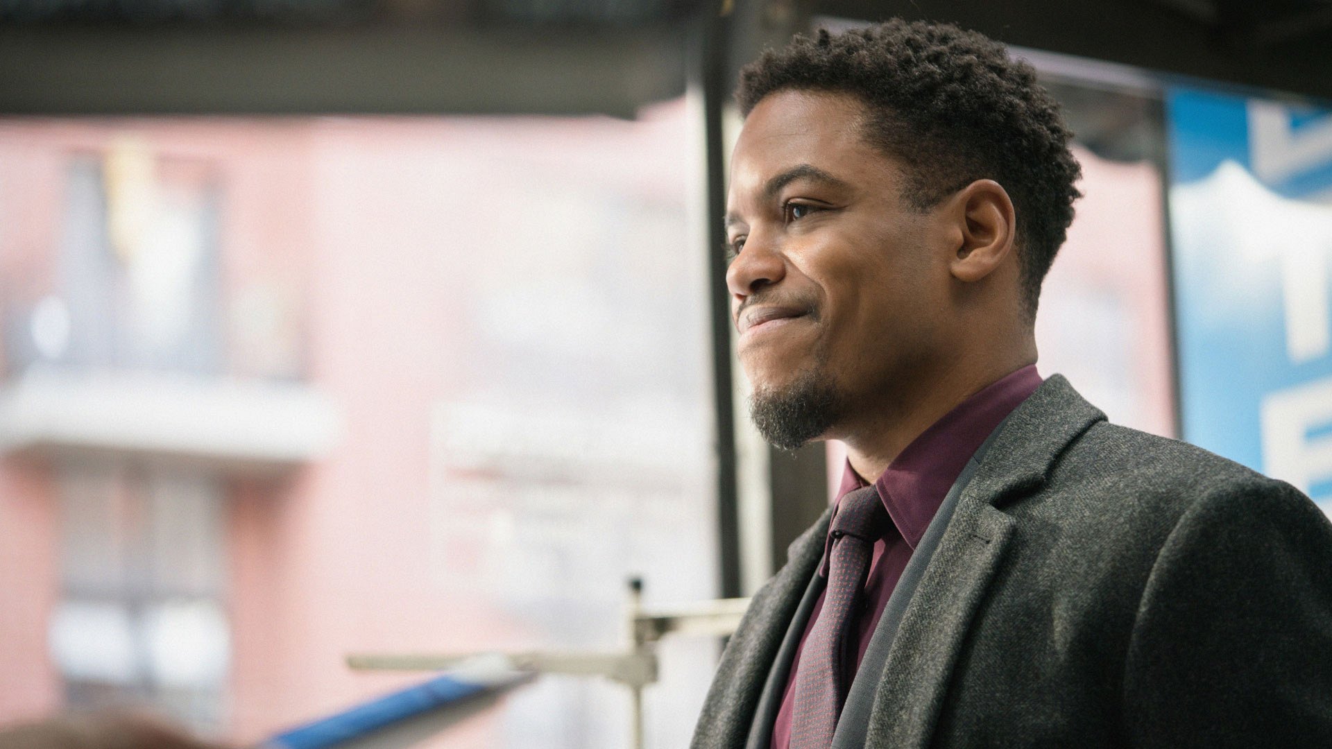 Jon Michael Hill as Detective Marcus Bell