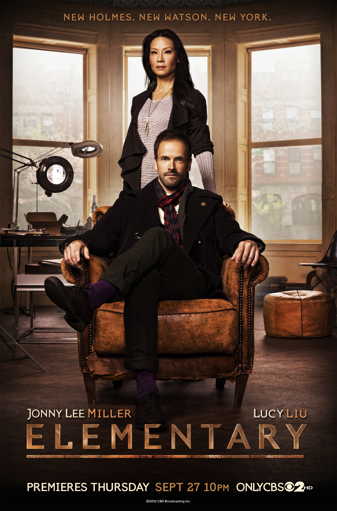 CBS Gives Full Season Order to Elementary