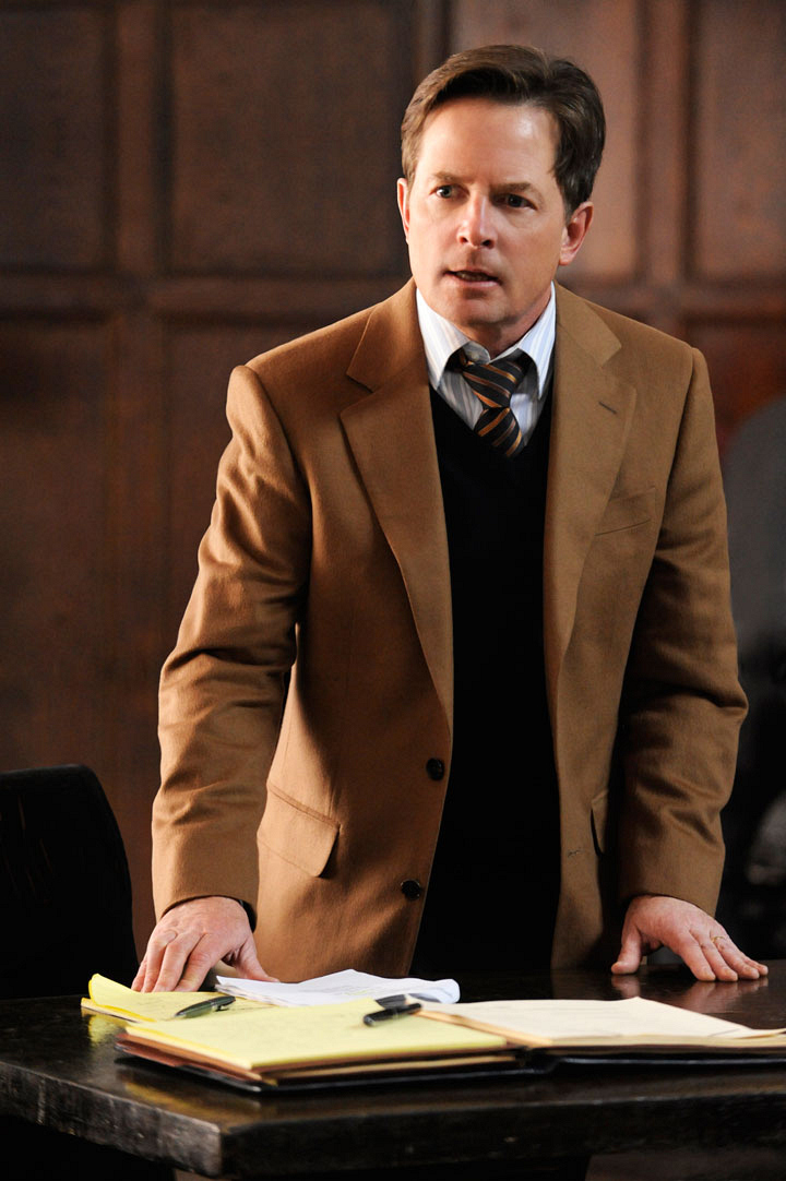 Michael J. Fox, nominated for Outstanding Guest Actor In A Drama Series