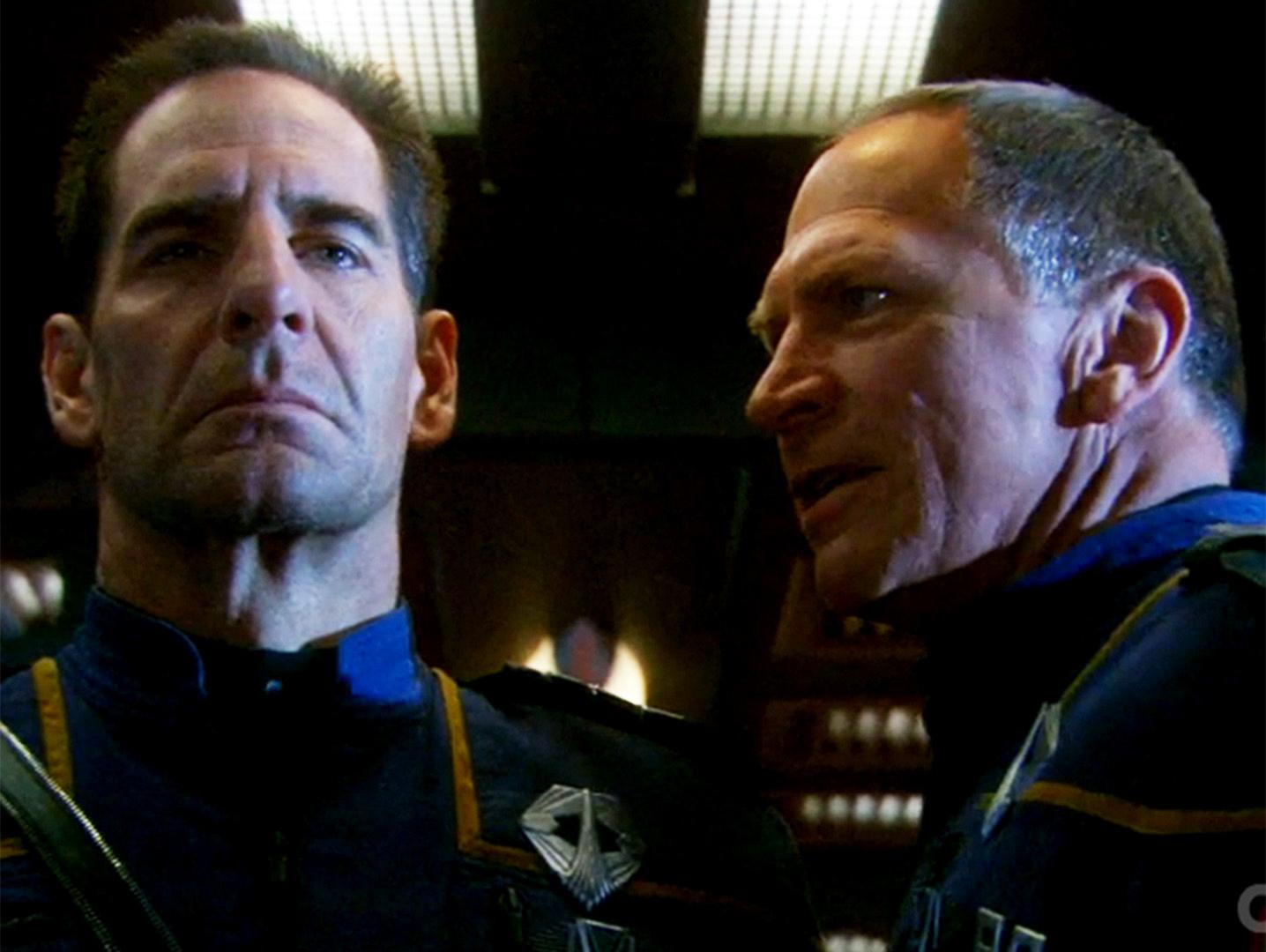 In a Mirror, Darkly, Part I & II (Star Trek: Enterprise, Season 4, Episodes 18 and 19)