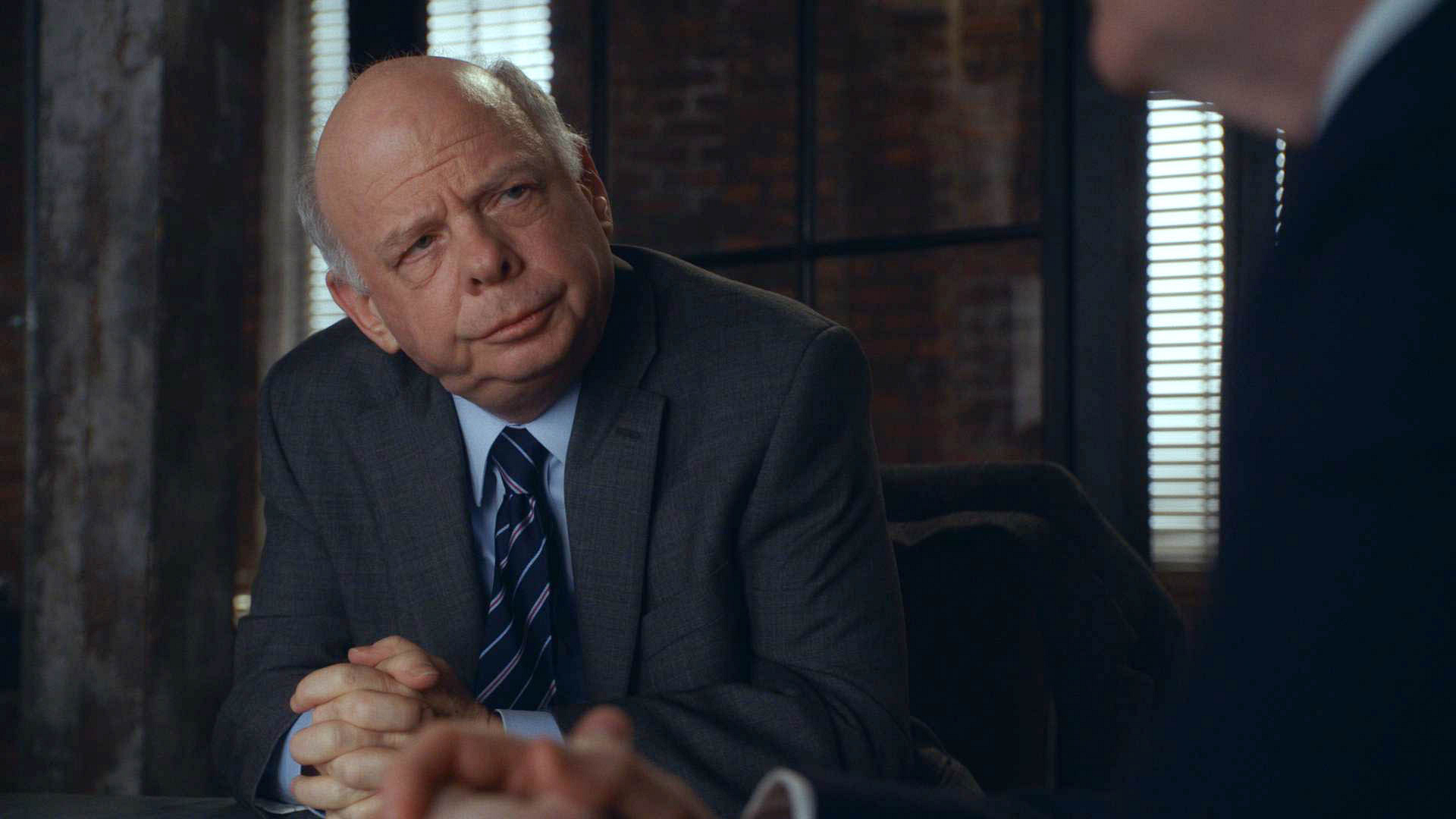 "Charles Lester in ""Parallel Construction, Bitches"" S5 E13"