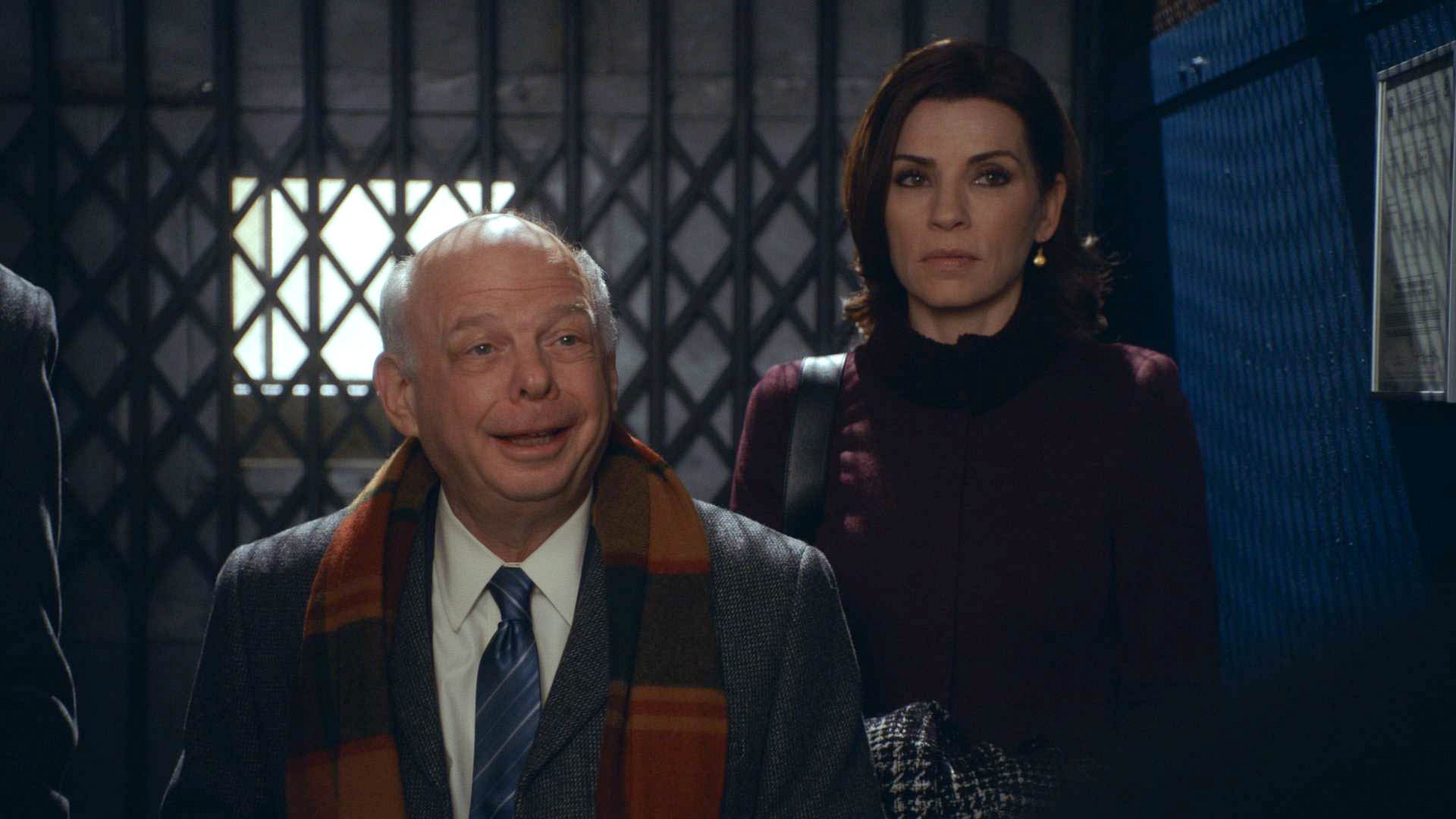 "Wallace Shawn as Charles Lester in ""Parallel Construction, Bitches"" S5 E13"