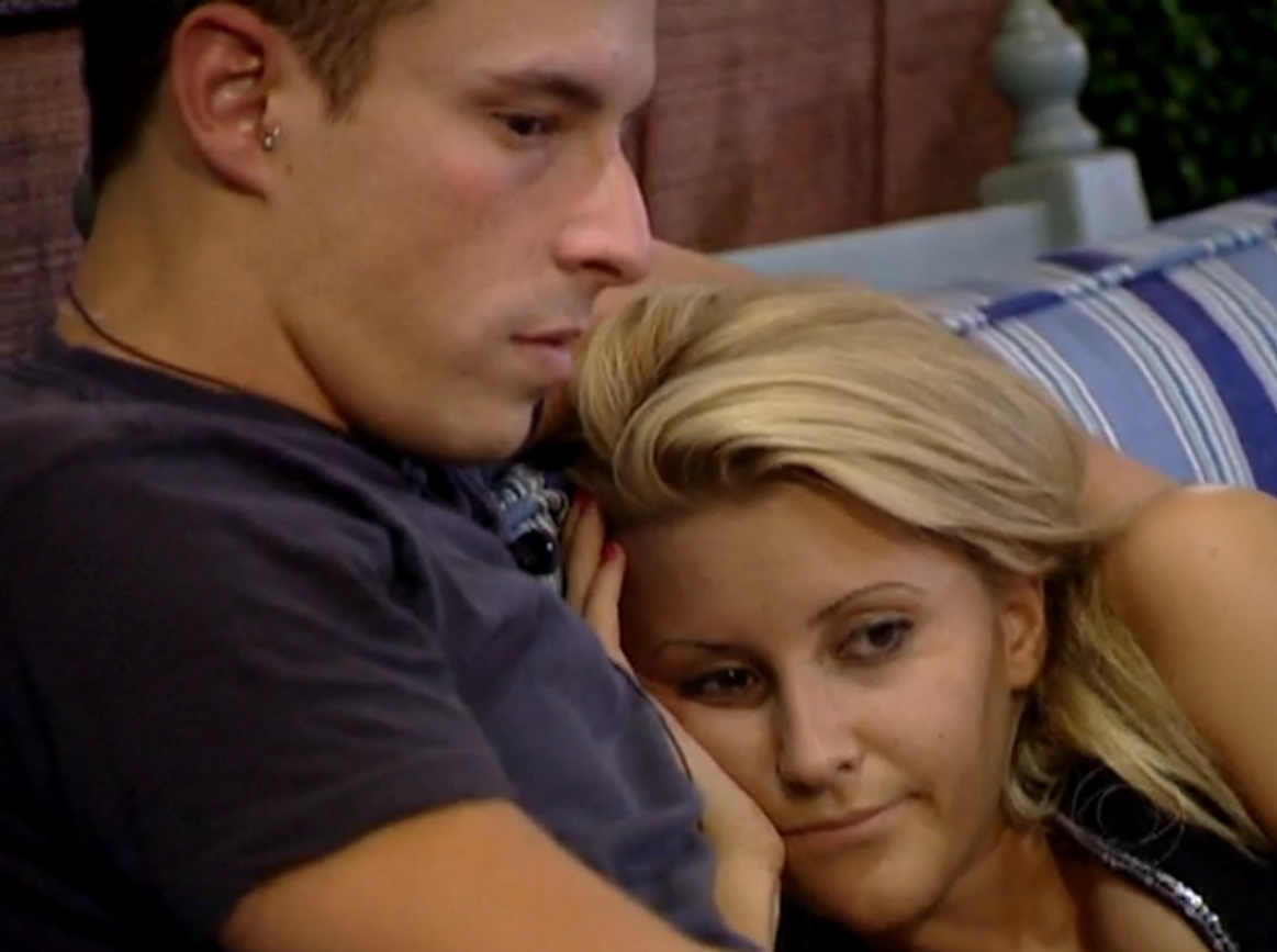 Eric and Jessica (Big Brother 8)