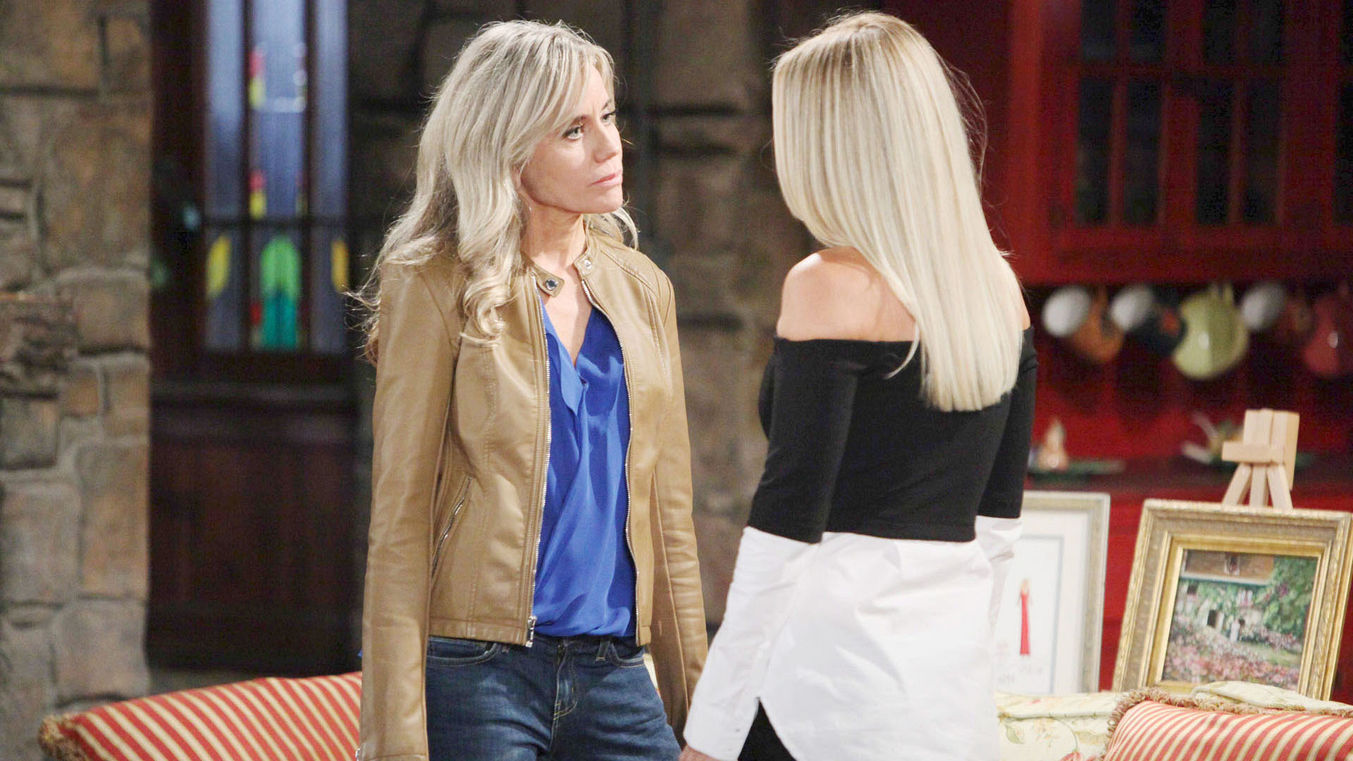 Sharon cuts a deal with Alice.
