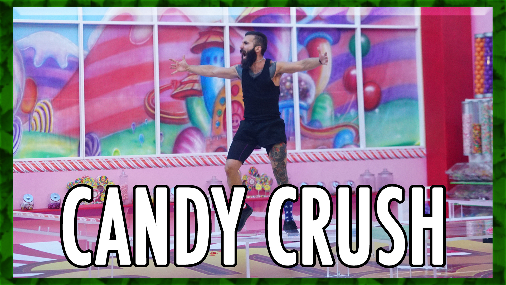 Question: Which sweet HOH Competition did Paul win?