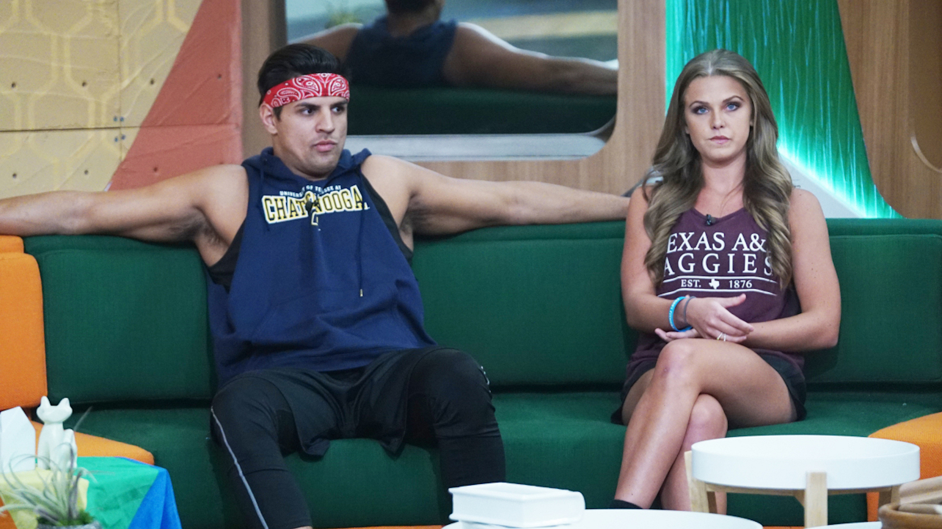 Haleigh and Faysal (Big Brother 20)
