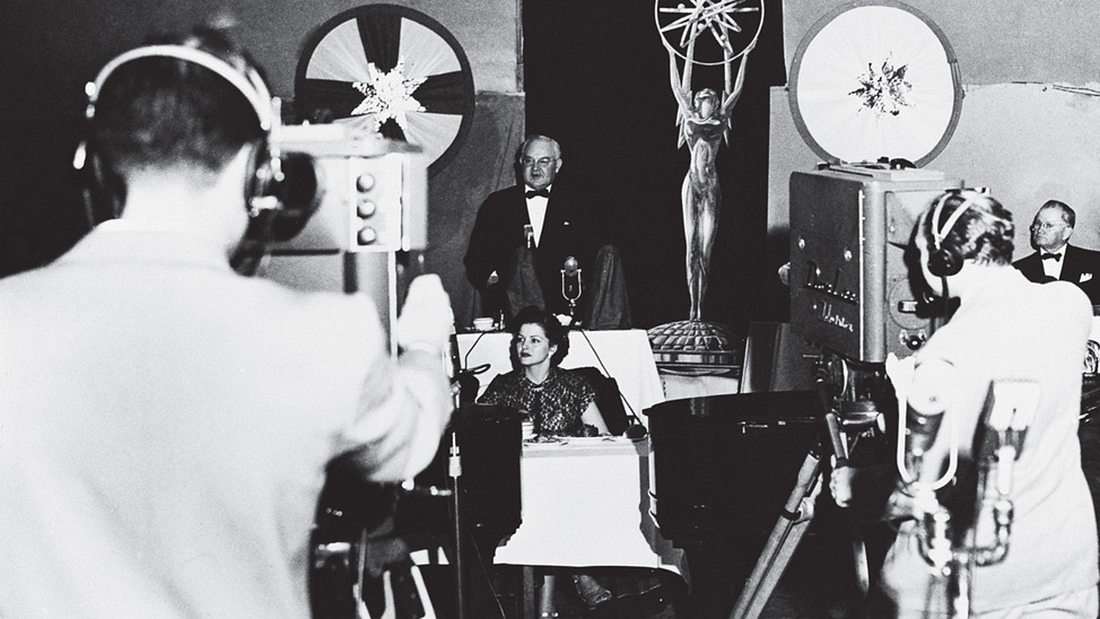 The very first Emmy® Awards were held on Jan. 25, 1949.