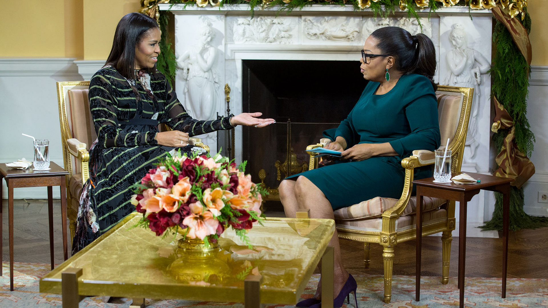 Michelle Obama is stopping by CBS one last time on Dec. 19!